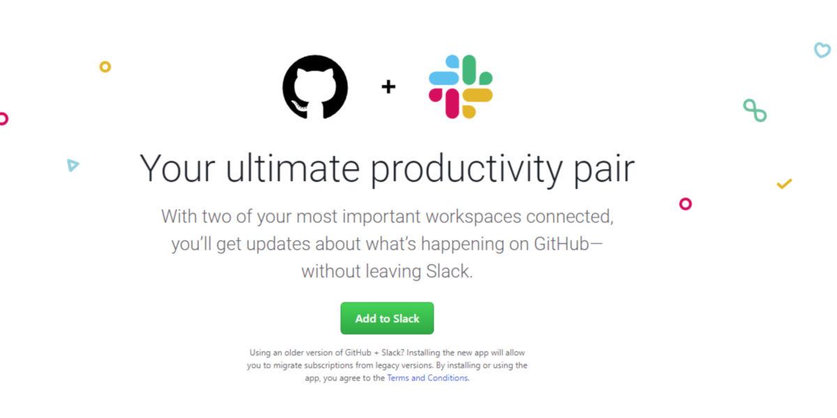 Slack(슬랙)에 GitHub 정보를 연계하는 방법